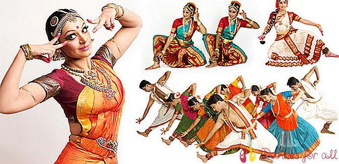 3ac5536b3afe Oděv pro indický tanec ve stylu